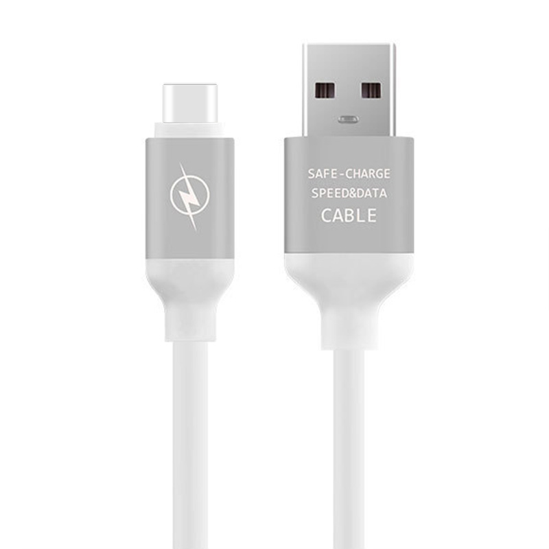 Image 4 - Silicone USB Type C Cable 2A Quick Charger Data Line For Samsung Galaxy S8 S9 Plus Note 8 9/A8 2018/A9 Star/Meizu 16th 15 pro 7-in Mobile Phone Cables from Cellphones & Telecommunications