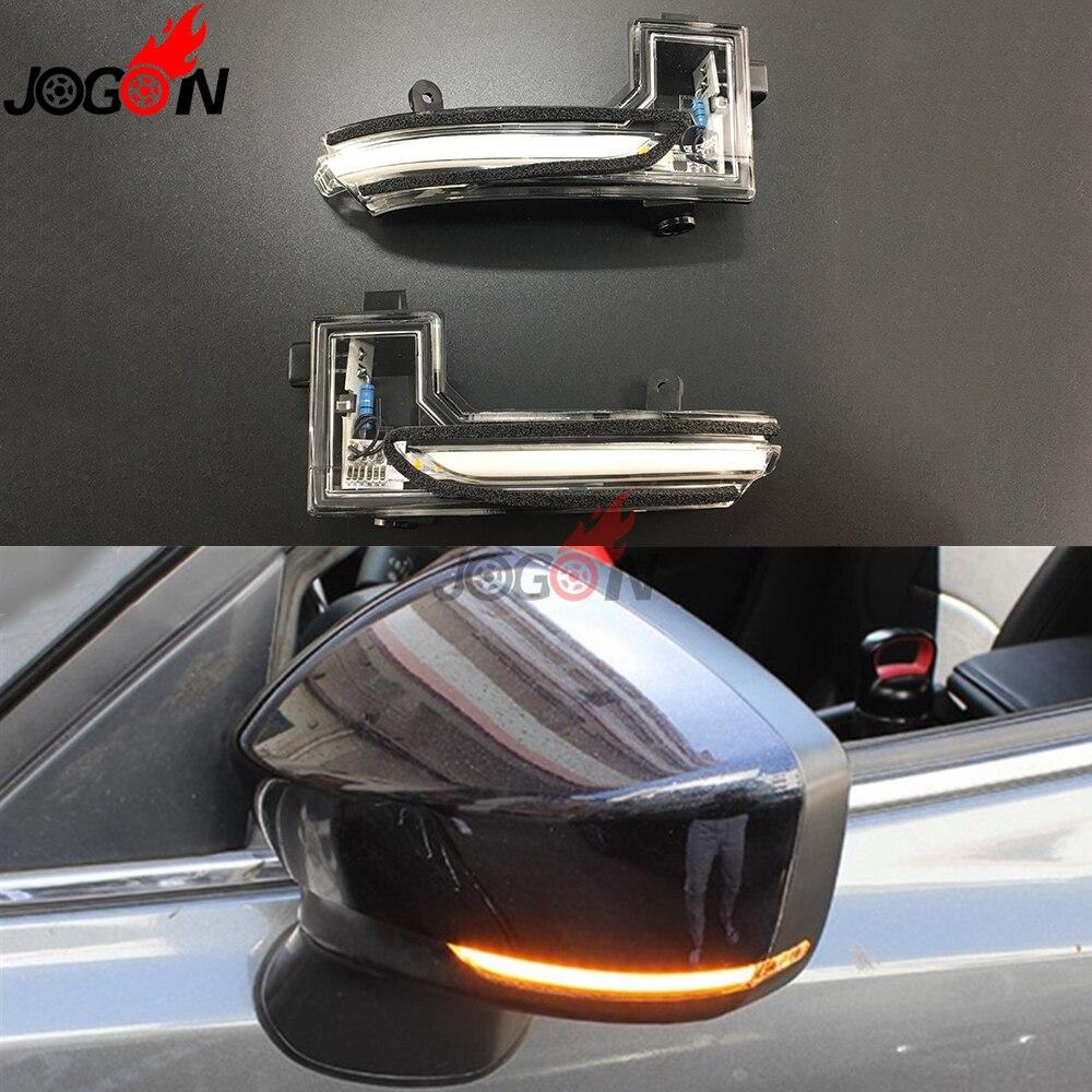For Mazda3 Axela Mazda6 Atenza Mazda 3 6 2017 2018 Dynamic Turn Signal Side Wing Rearview