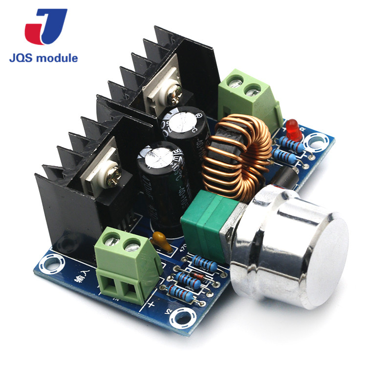 Max 8A 200W DC-DC Step Down Buck Converter Power Supply XL4016 PWM  Adjustable 4-40V To 1 25-36V Step-Down Board Module