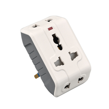 5Pin 13A International travel Adapter Universal wall plug converter AC Outlets