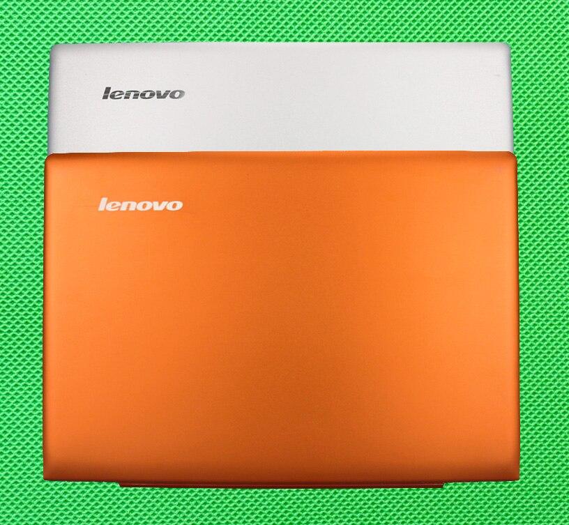 New Original For Lenovo U41-70 LCD Rear Lid Back Cover Case Laptop Shell white orange siver new original lenovo yoga 3 11 lcd back cover rear lid white or orange