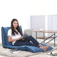 XL007 creative sackcloth lazy sofa Stylish Japan TATAMI folding Washable mini sofa bed backrest chair window lounge chairs