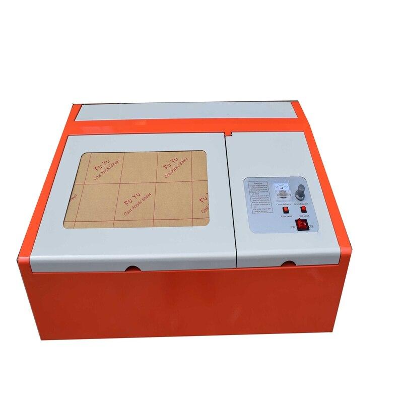 40W CO2 LASER USB3020 300x200 grawer grawerowanie maszyna rzemiosło PORT USB wentylator fantastyczny