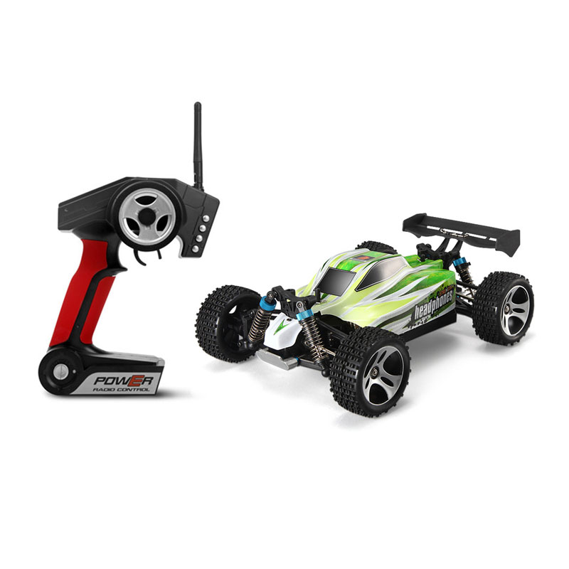 1:18 Scale 2.4G HZ Electronic Toys High Speed Radio Remote Control 4WD Climbing Off-road RC Car Mini Model Gift For Kid high quality g18 2 1 18 2 4g four wheel drive high speed off road remote control car children boy kid gift collection toys hot
