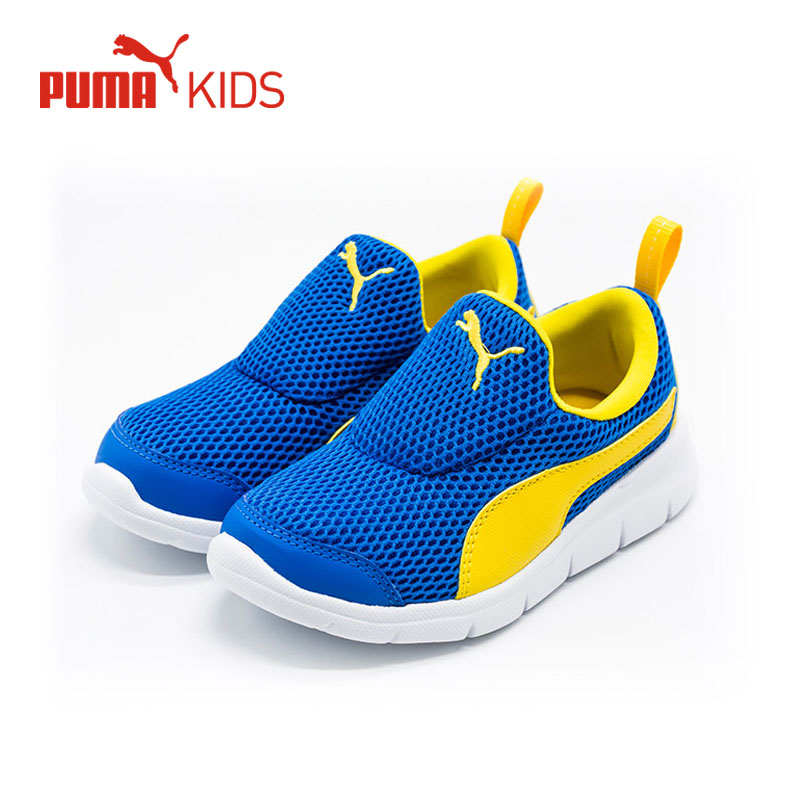 PUMA Bao Summer New Air Mesh Boy Kids Sneakers Slip On Lightweight Comfortable Sport Running Shoes Luxury Brand Children Shoe цена