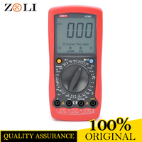 2017UNI T UT58C Ammeter Multitester DMM Digital Multimeters UNI T UT58C DC/AC Voltage Current Resistance Capacitance Tester Data