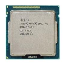 Original Intel Xeon E3-1275V5 CPU 3.60GHz 8M 80W LGA1151 E3-1275 Quad-core processor