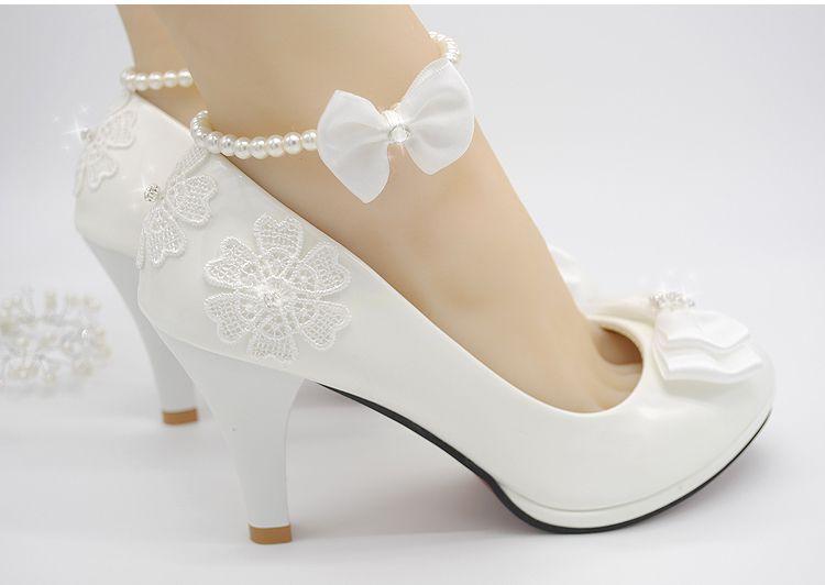 yes zapatos de novia mujer color blanco talla 37 zapatillas para