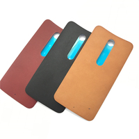 High Quality Soft Leather Battery Door Cover Back For Motorola Moto X Style XT1575 XT1572 XT1570