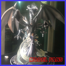 MODEL FANS INSTOCK 36cm Duel Monsters BLUE EYES ULTIMATE DRAGON gk resin made figure toy for
