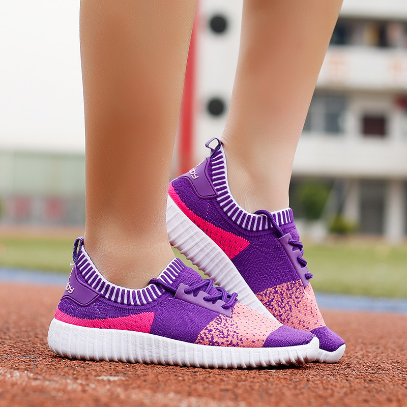 2019 summer boy new mesh shoes children students big children shoes boys casual running shoes in Sneakers from Mother Kids