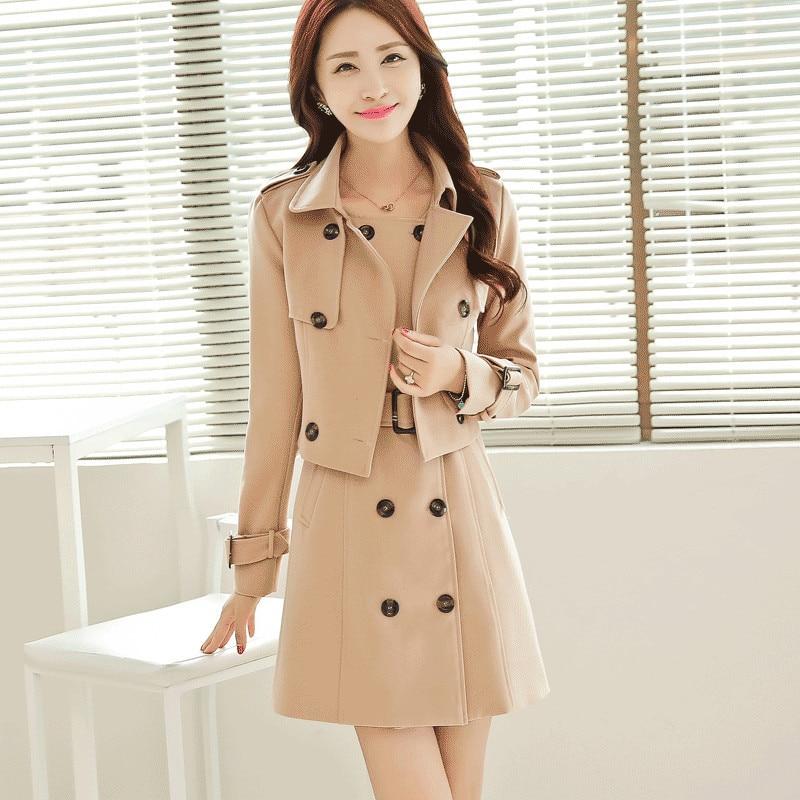 Jacket Dress Suit