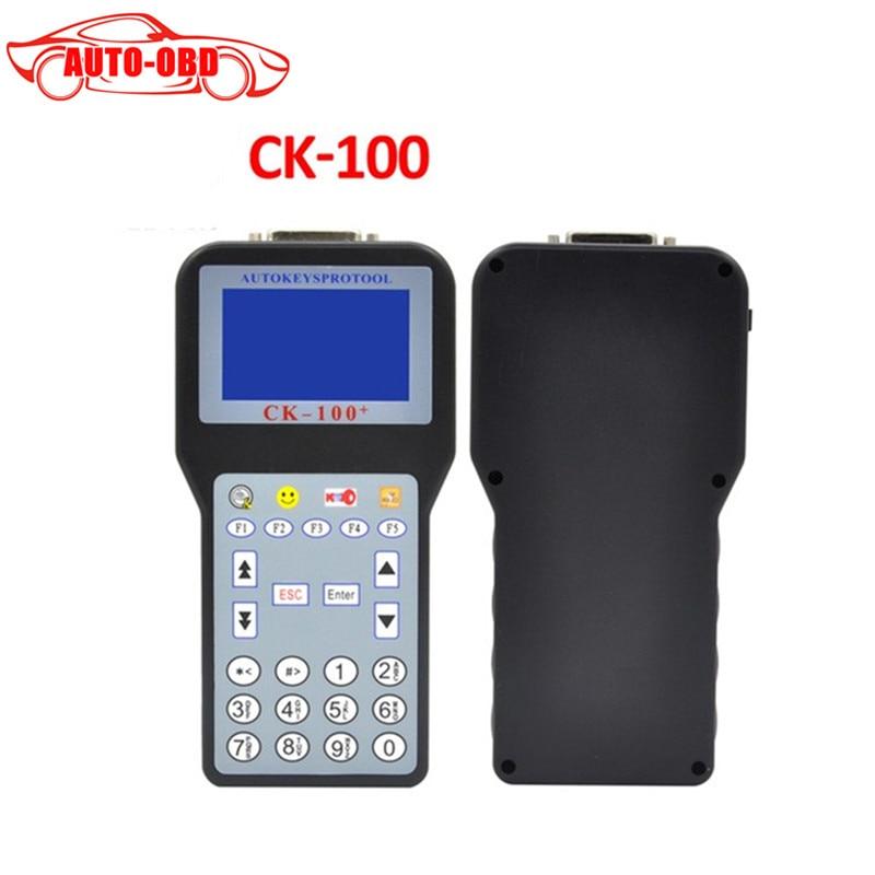 Цена за CK100 ключевой программист V99.99 SBB транспондера ключевых последнего поколения CK100 ключ PRO нескольких марок автомобилей и многоязычная