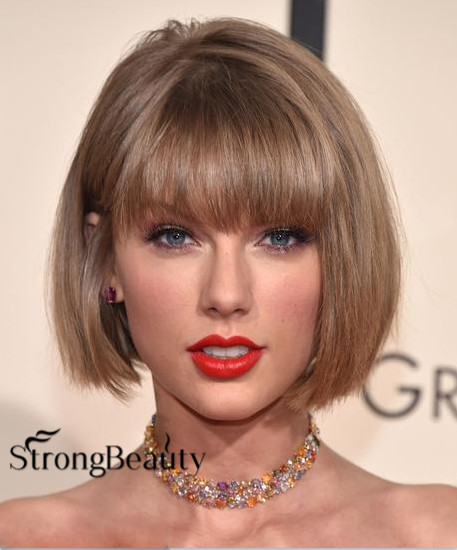 2016 New Taylor Swift Hairstyle Kanekalon High Quality -8701
