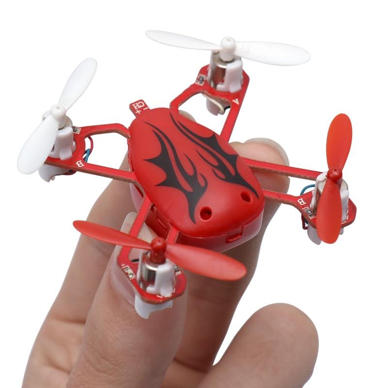 Cheer X1 Populyar Mini Uçan Uçan Ladybird RC Quadcopter 2.4G 4CH - Uzaqdan idarə olunan oyuncaqlar - Fotoqrafiya 6