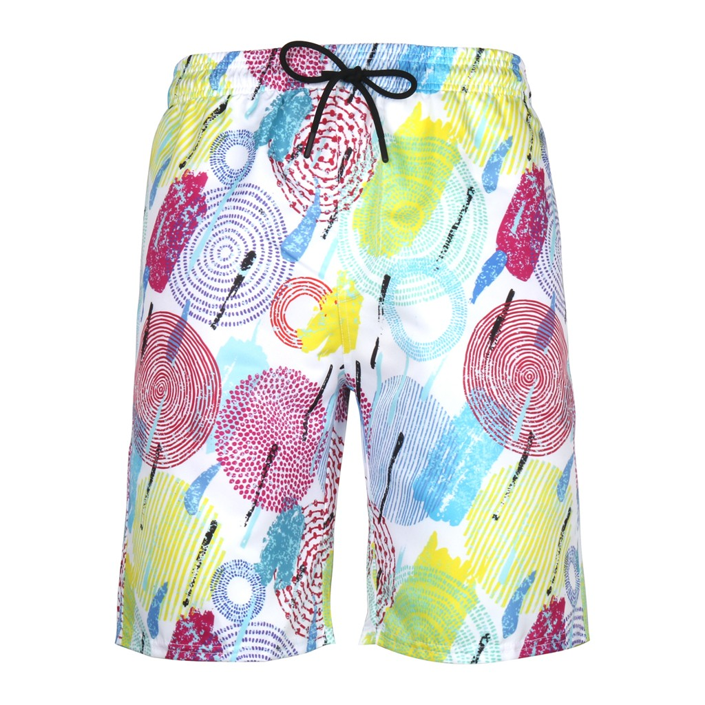 Womail Shorts Beach-Pants Printed Men's 3D Fashion Summer Homme Recreational New-Style