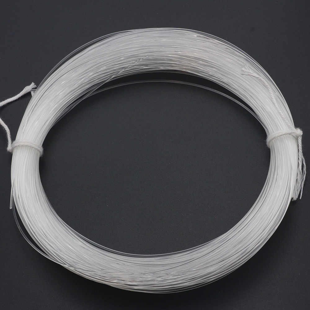 Details about  /100 Meters Transparent Nylon String Thread 1mm Diameter Sea Fishing Line