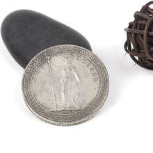 SAE Fortion Silver Chinese Warrior Antique Coins 1911 Old China Style Commemorative Coins Monedas Home Decorative Coin BTC173