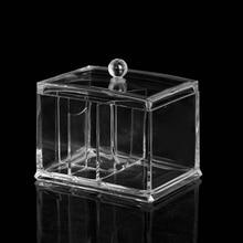 Latest lipstic nail polish rack dresser organizer carrying cases polygon q-tip storage holder championship ring display case