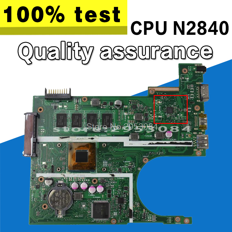 X200MA Motherboard N2840CPU 4G For ASUS K200MA F200MA X200MA Laptop motherboard X200MA Mainboard X200MA Motherboard test 100% OKX200MA Motherboard N2840CPU 4G For ASUS K200MA F200MA X200MA Laptop motherboard X200MA Mainboard X200MA Motherboard test 100% OK