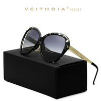 VEITHDIA TR90 Alloy Women S Driving Sun Glasses Polarized Mirror Lens Luxury Ladies Designer Sunglasses Eyewear