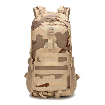 High Quality 40L Waterproof Molle Backpacks Military 3P Tactics Backpack Assault Nylon Travel Bag for Men Women Army Backpack - DISCOUNT ITEM  19% OFF All Category