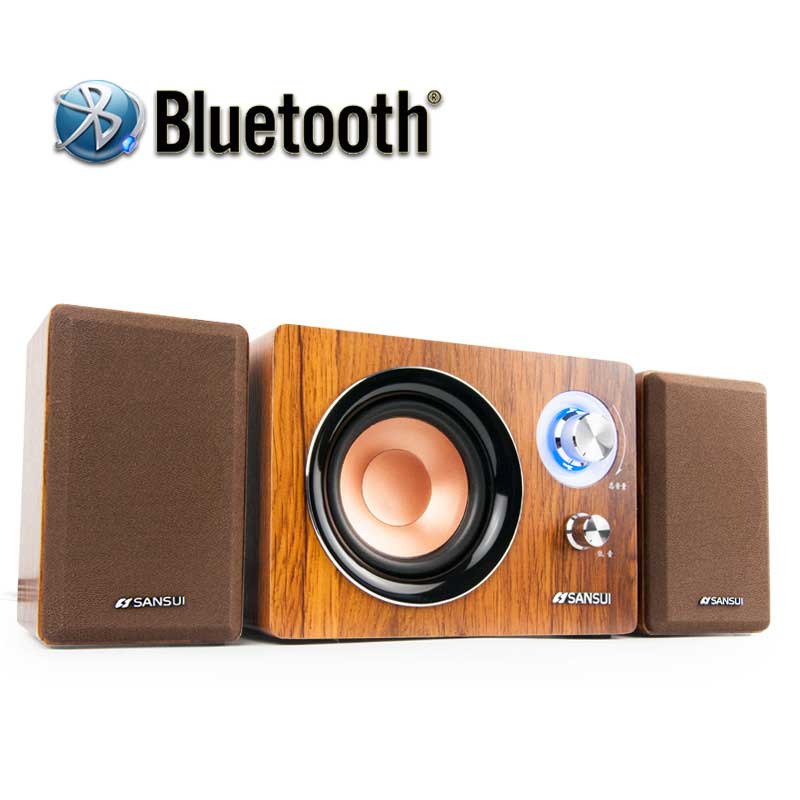 2016 New High quality Cheap HiFi Speakers desktop audio computer speaker multimedia mini speaker usb wool 2.1 subwoofer