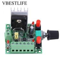 Stepper Motor Controller PWM Motor Regulator Pulse Signal Generator Speed Regulator Board