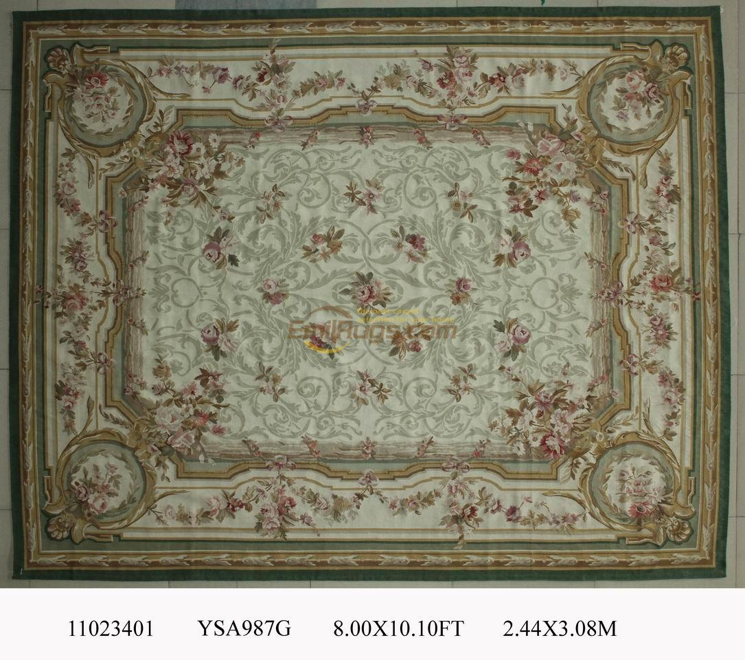 Aeproduct Getsubject Item Description French Aubusson Rug