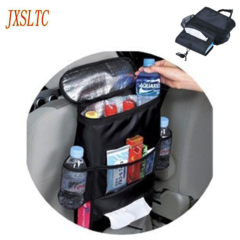 JXSLTC A Bag For Food Large-capacity Ice Pack Car Seat Combination Fruit Seafood Steak Insulation Thermal Bag Insulated Ice Pack