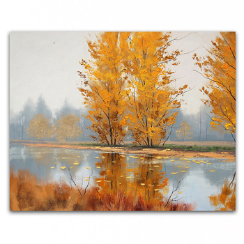 DONGMEI OIL PAINTING hand painted oil painting high quality landscape art painting pictures for living room DM-1510106