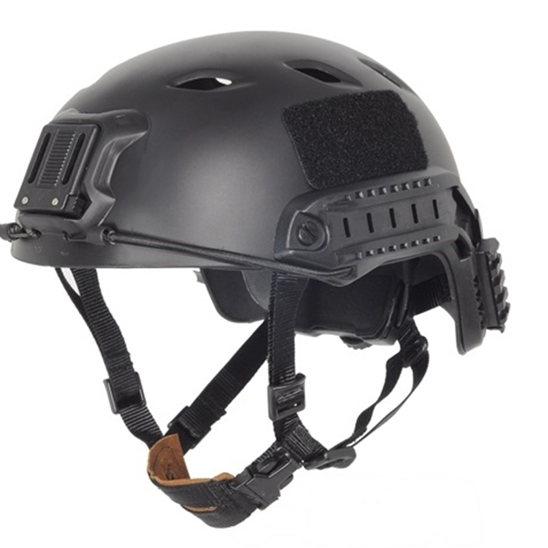 Sports Helmets Military New Fast Jump Outdoor Helmet Tactical Helmet for CS Airsoft Paintball Base Jump Protective Helmet