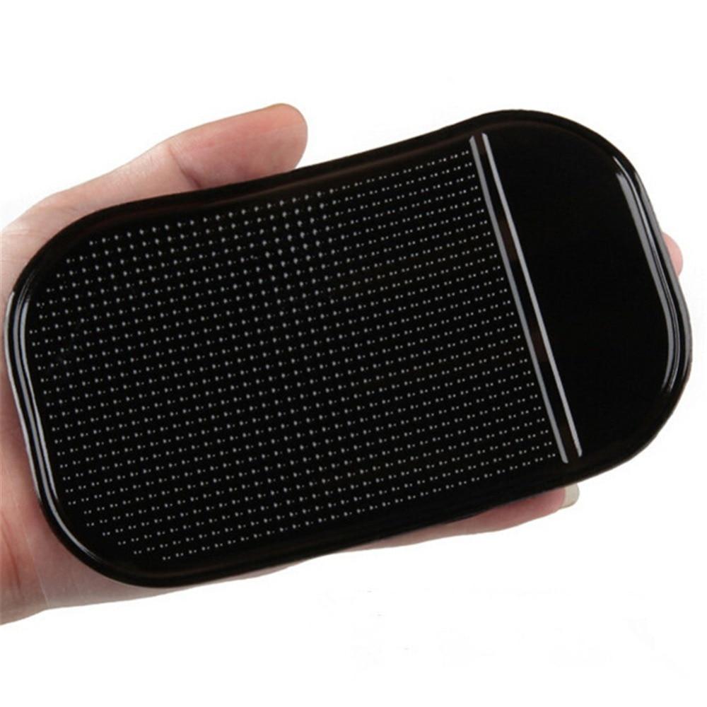 Car Anti slip Pad Auto Dashboard Adhesive Holder Mat Sticky Phone Pad for iPhone Samsung Smartphone