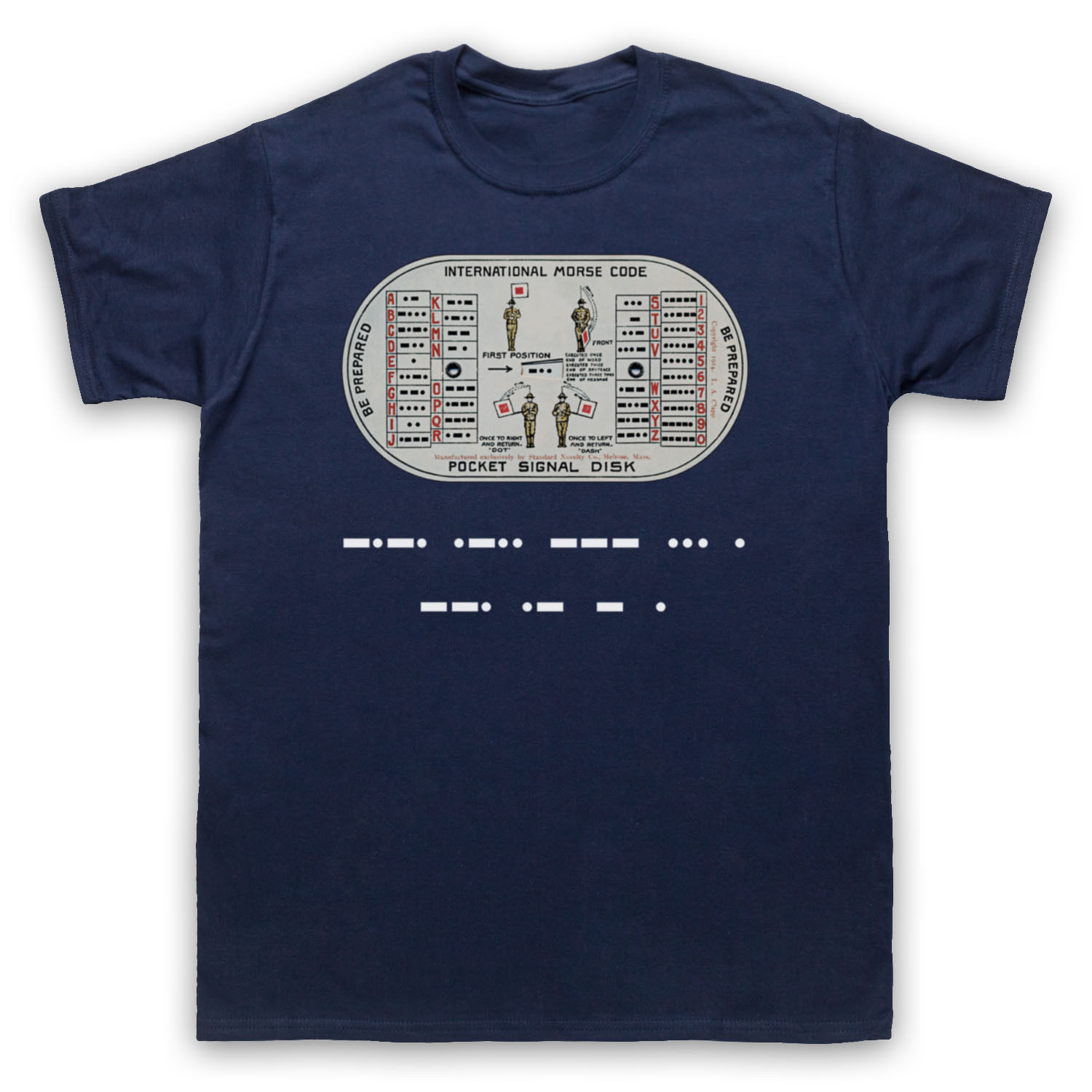 Womens T-Shirt STRANGER THINGS 2 MORSE CODE CLOSE GATE WILL HOPPER T-SHIRT