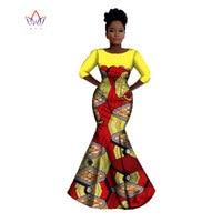 Party Dress Private Custom Dress Africa Wax Sex Mermaid Dress Unique Elegance Dress WY342