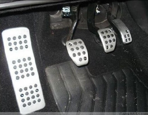 Free Shipping For Peugeot 307 Pedal Peugeot 307 Automatic And Manual Pedal Throttle Pedal 307