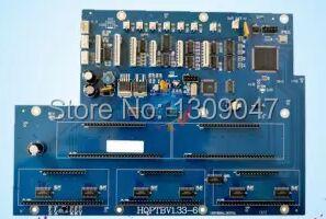 High quality infinity solvent printer usb printhead board 6 head board infinity 3206