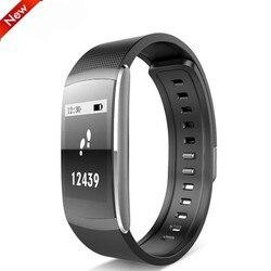 Original iwown I6 pro heart rate monitor smart Wristband with Bluetooth 4.0 Smartband Sleep Monitor Touch screen smart band