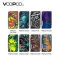 Оригинальный 177W VOOPOO Drag 2 Platinum Mod vs Drag 2 Box MOD обновленная прошивка Ecig Vape Vaporizer vs LUXE Mod/Shogun/Drag Nano