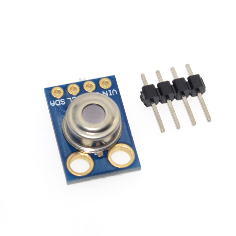 MLX90614 Non - Contact Infrared Temperature Sensor IR Temperature Acquisition Module GY - 906