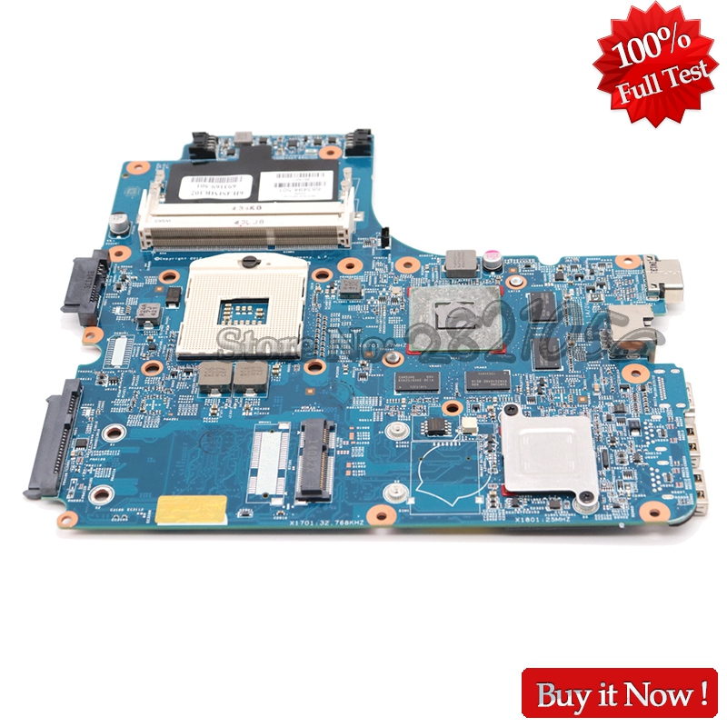 NOKOTION For HP ProBook 4440s 4441s 4540s Laptop Motherboard 683493 001 683493 501 HM76 DDR3 HD