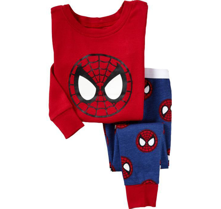 Spiderman Boys Pajamas Promotion-Shop for Promotional Spiderman ...