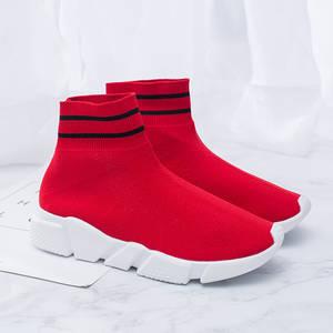 9c8d88ffc96ea4 BomKinta Female Sport Shoes Running Shoes 45 Women Men High Top Unisex Big  Size