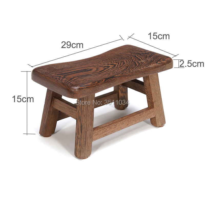 Awe Inspiring Us 58 9 5 Off 2019 Asian Traditional Furniture Japanese Antique Wooden Stool Chicken Wingwood Living Room Portable Small Wood Low Stool In Stools Customarchery Wood Chair Design Ideas Customarcherynet