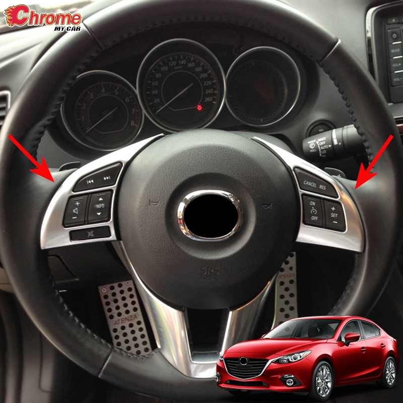 Auto Parts and Vehicles For Mazda 3/Axela BM 2014-2016 LHD ABS Water Cup Holder  Trim Cover