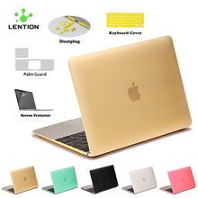 Super Protective Cover Matte Hard Case Cute Design Carry Shell Coque For Macbook Apple Mac Book Retina Air Pro 11 12 13 15 Inch