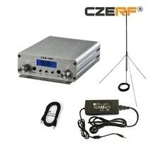 15 Вт FM вещательный передатчик FM PLL стерео 87 МГц-108 МГц передатчик аудио станция+ источник питания+ GP 1/4 волна антенна Горячая