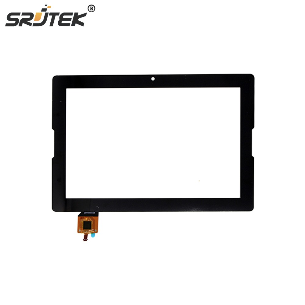 Srjtek New 10.1'' inch For Lenovo A7600-F A7600-H Tab A10-70 Touch Screen Panel Digitizer Glass LCD Display Repair srjtek new 7 inch lcd display touch screen digitizer assembly replacements for lenovo tab 2 a7 10 a7 10f free shipping