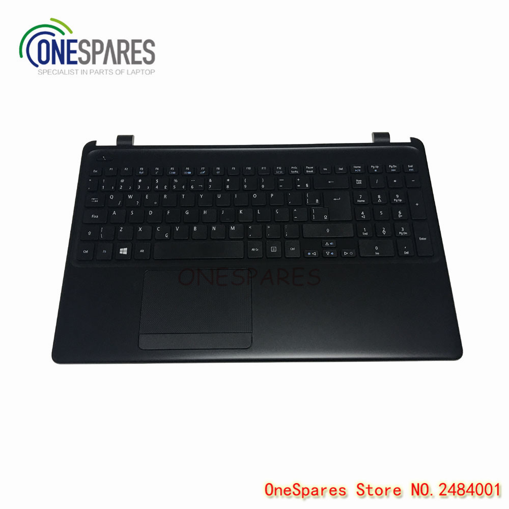 все цены на Original Laptop New For Acer For Aspire E1-522 E1 Palmrest Upper C Case KB Bezel & Touchpad with mouse pad Panel SGM604YU080 онлайн