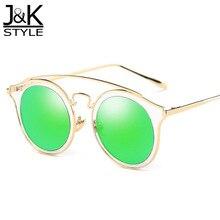 Espejo de Gran Tamaño gafas de sol de Moda de lujo para las mujeres Del Diseñador de oro damas marco transparente gafas de sol reflectantes gafas de sol